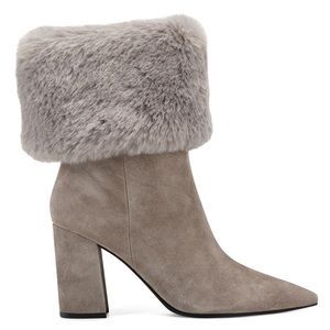 Extremely Rare ~ Nine West Chrissa Cuffed Boot